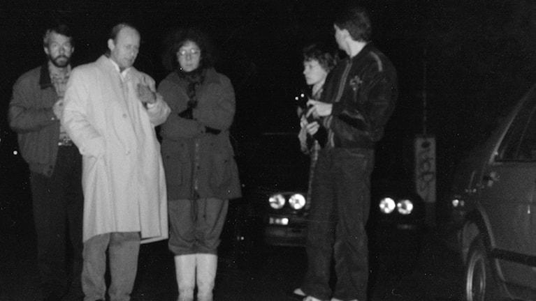 The body of Blanka Zmigrod was found in February 1992.