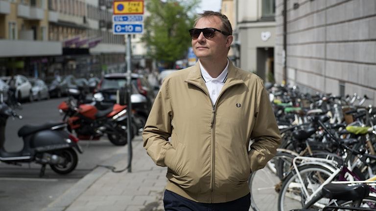 Magnus Carlson is the lead inger of Weeping Willows. He's also a passionate supporter of Hammarby football club. He gives his thoughts on the start of the new football season this Sunday and his emotions on not being able to see the team live.