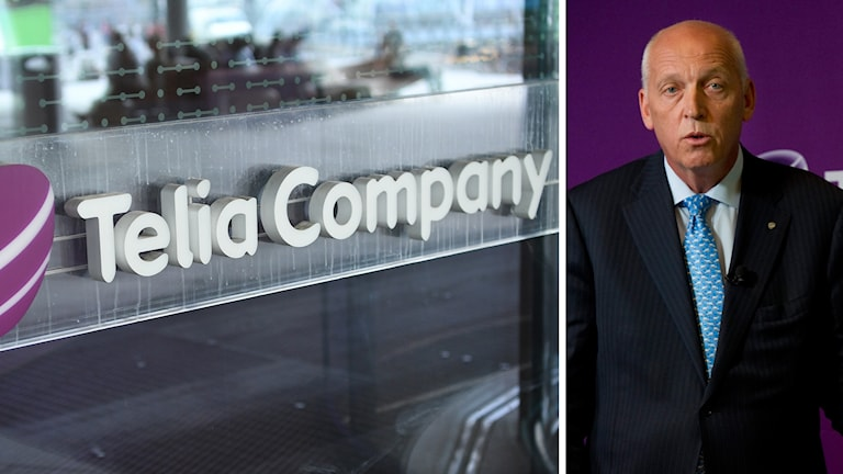 Three former Telia executives are charged with corruption.