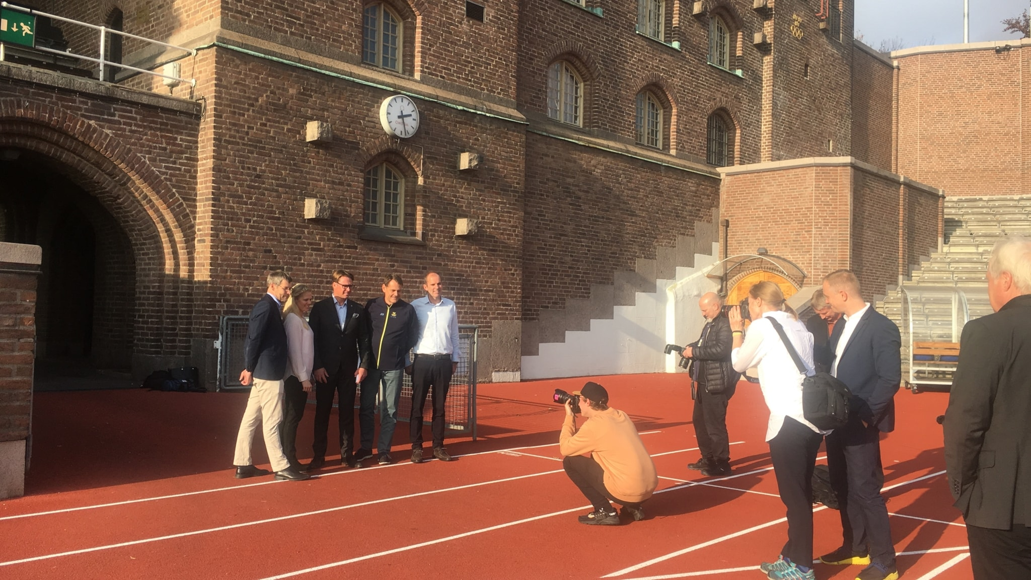 Stockholm Olympic campaign presses on - despite lack of political support - Radio Sweden