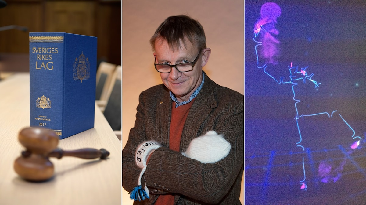 Swedish law, professor Hans Rosling and the Museum of Performing Arts.