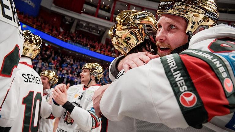Frölunda News: Frölunda Becomes Swedish Ice Hockey Champions
