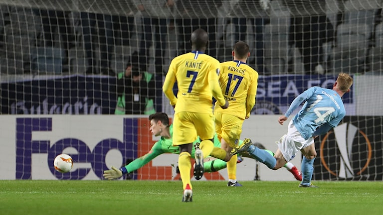 Malmö FF score