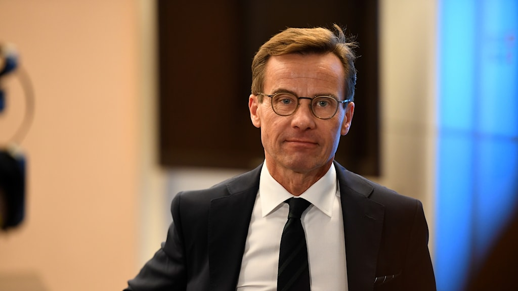 Man with glasses, suit and tie, looks into the camera.