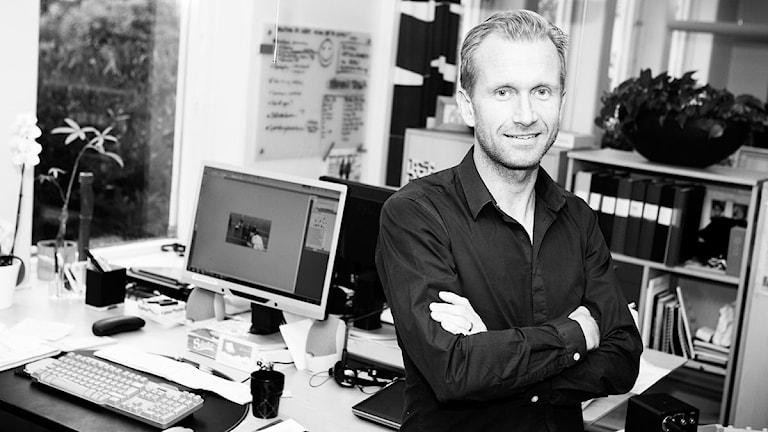 Niklas Kaldner. Foto: Malin Gustavsson