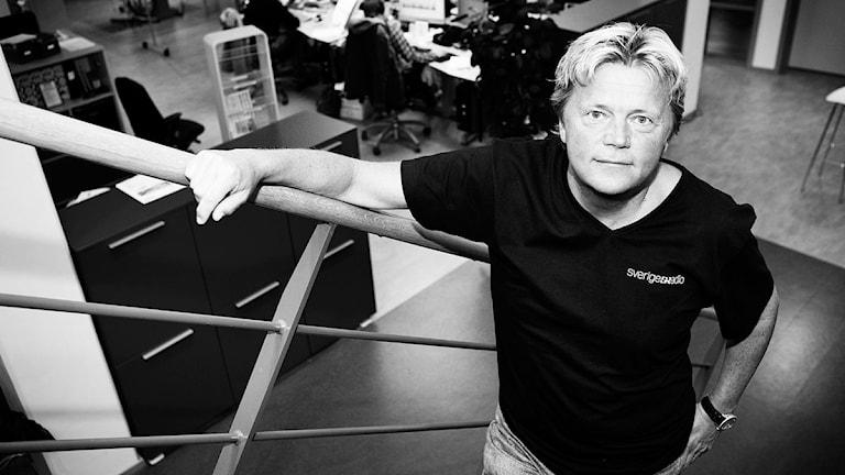 Jan Rindstig. Foto: Malin Gustavsson