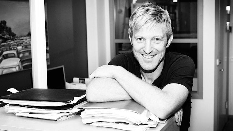 Tobias Sandblad. Foto: Malin Gustavsson