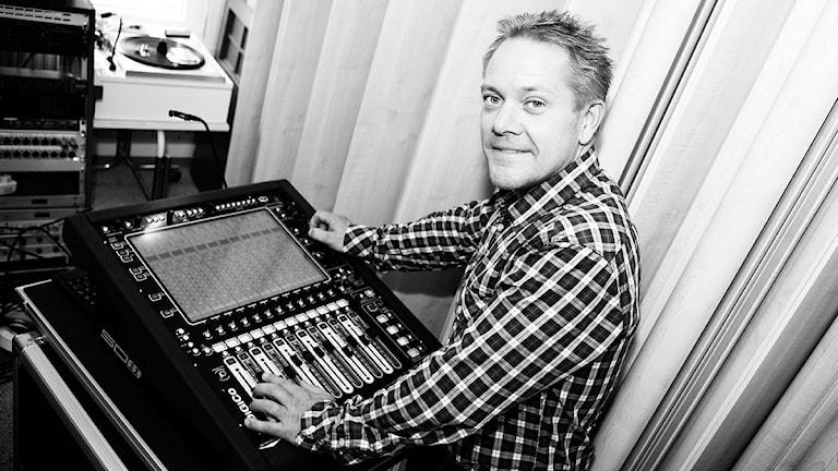 Niklas Skagerlind. Foto: Malin Gustavsson