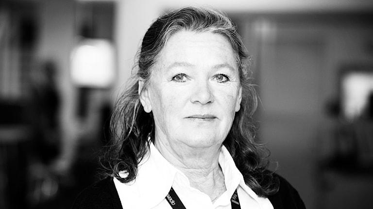 Lena Wikdahl. Foto: Malin Gustavsson