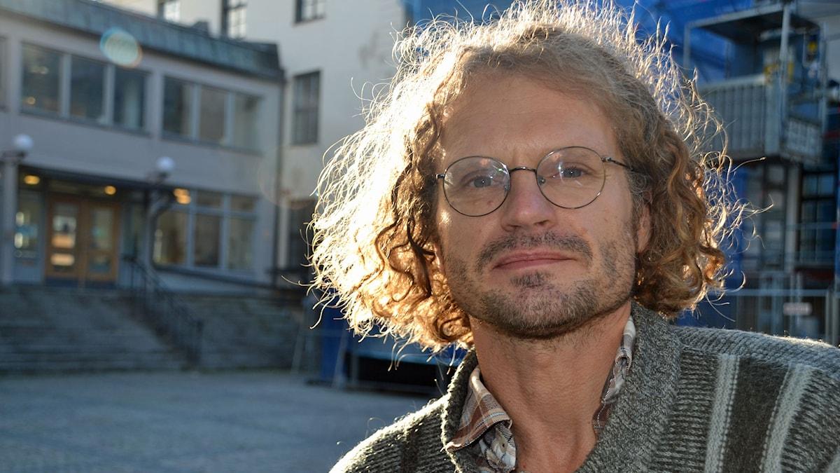 Jan Selling. Foto: Gunilla Nordlund/ SR