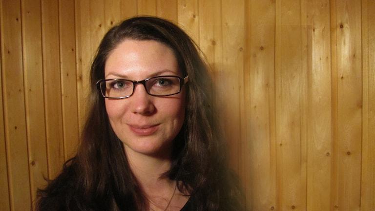 Matilda Eriksson-Rehnberg.
