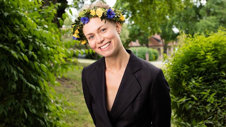Anna Ternheim krans