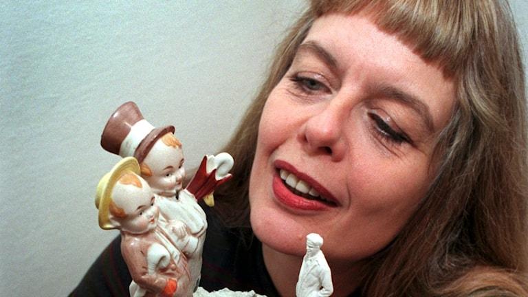 Marianne Lindberg De Geer 1997.