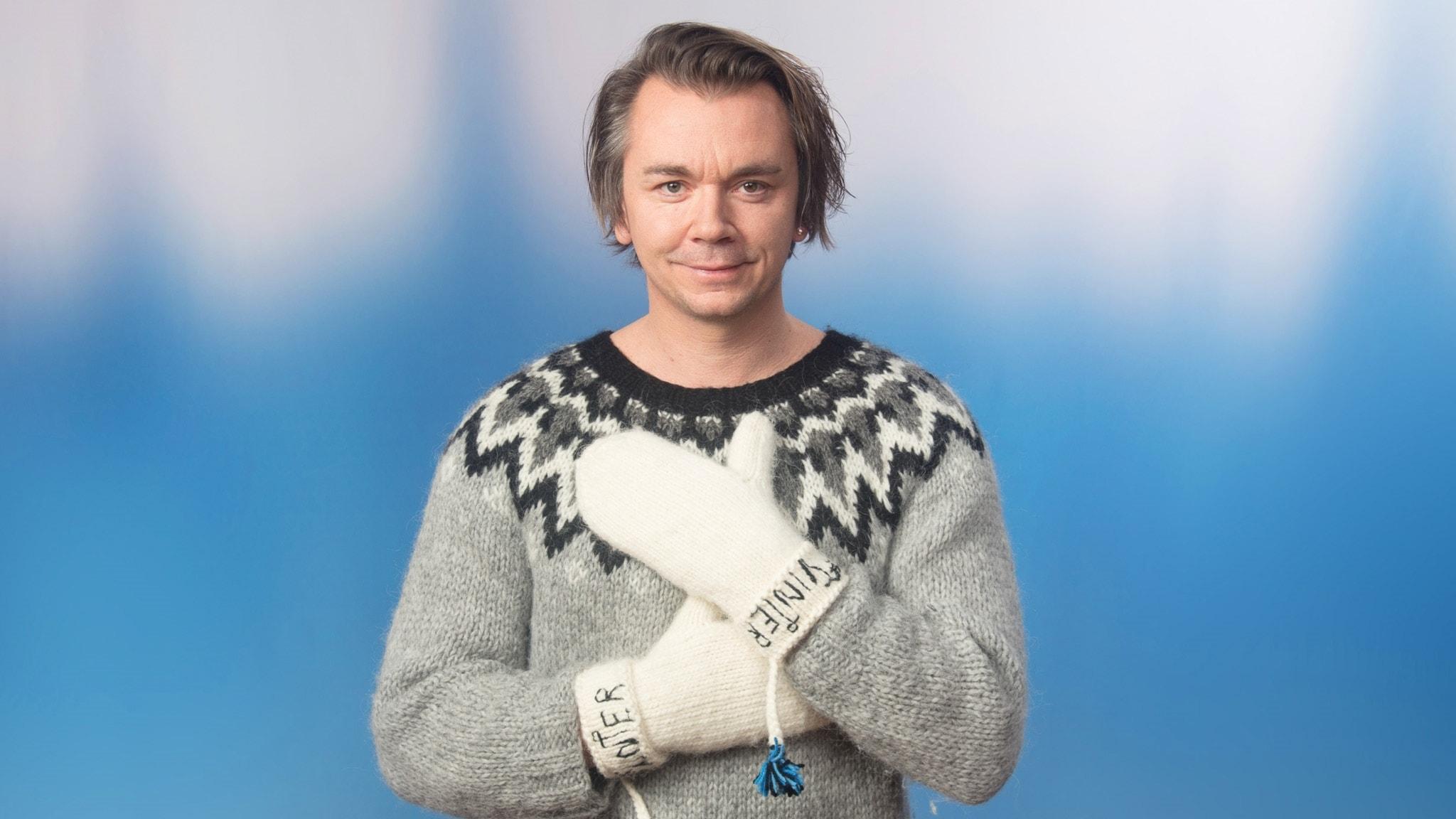 Emil Jensen. Vintervärd 2016.