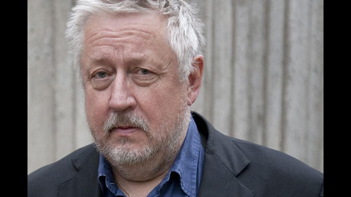 Leif GW Persson. Foto: Niklas Ahlgren/SVT