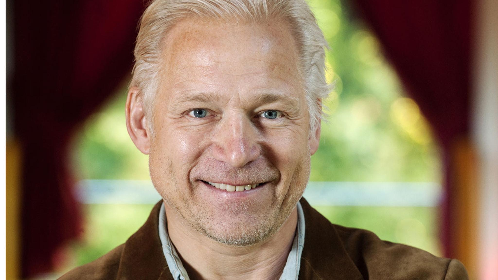 Hannes Holm, Foto: Henrik Montgomery/Scanpix