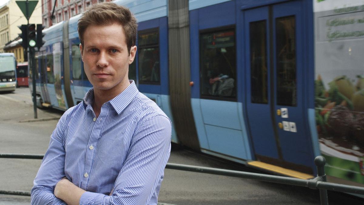 Eskil Pedersen, Foto: AUF