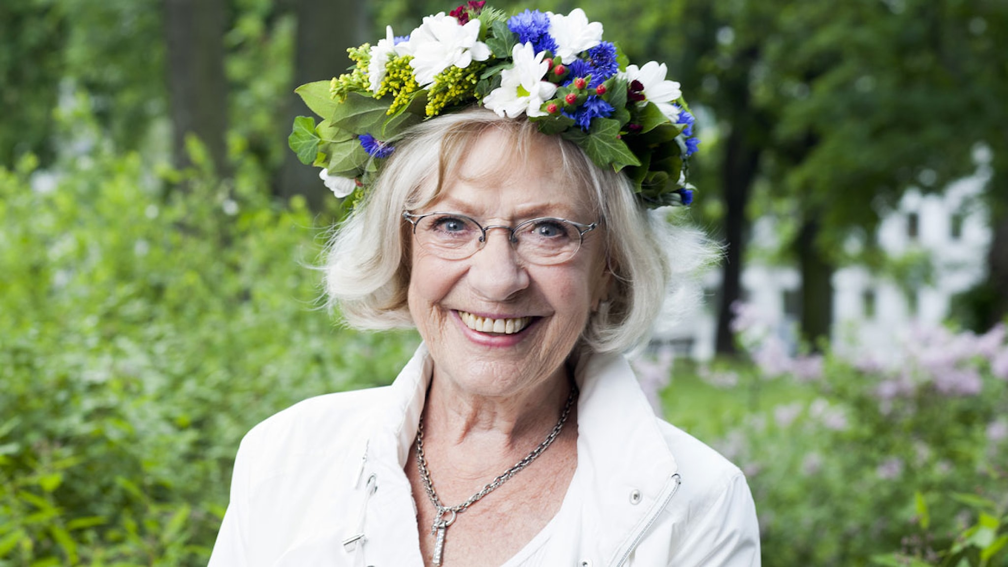 Karin Falck, Foto: Mattias Ahlm/Sveriges Radio