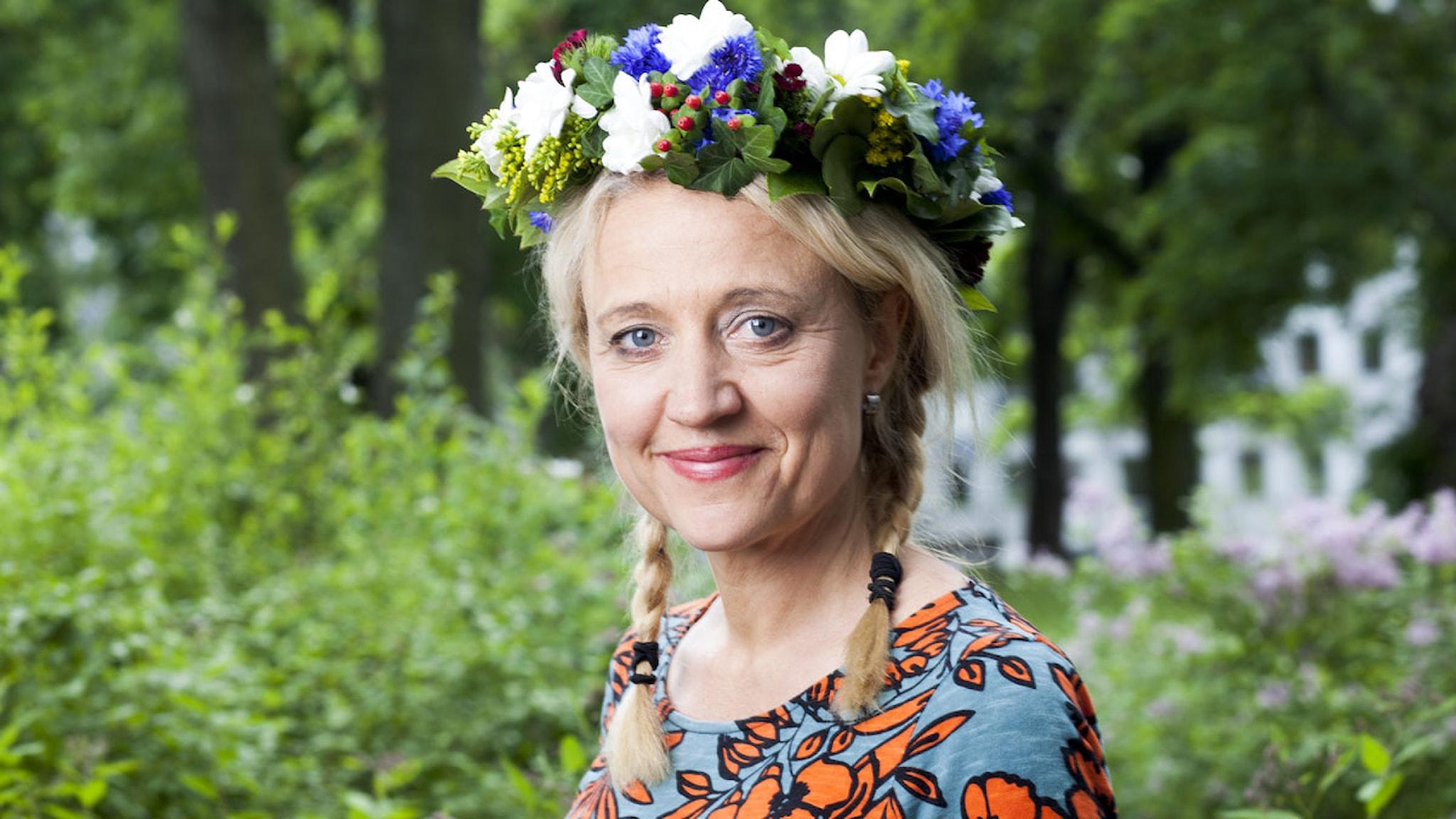Klara Zimmergren, foto: Mattias Ahlm/Sveriges Radio