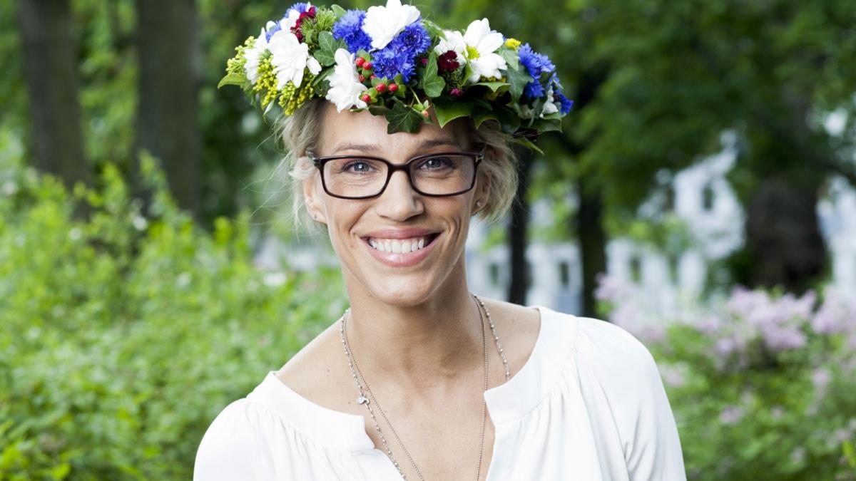 Emma Wiklund foto: Mattias Ahlm/Sveriges Radio