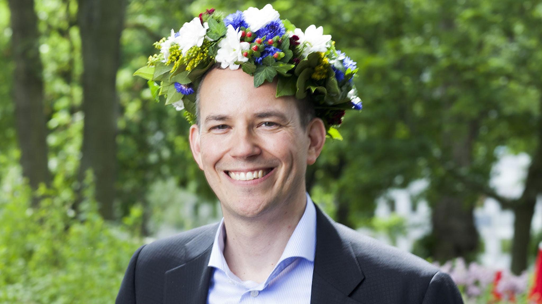 Ulf Ellervik foto: Mattias Ahlm/Sveriges Radio