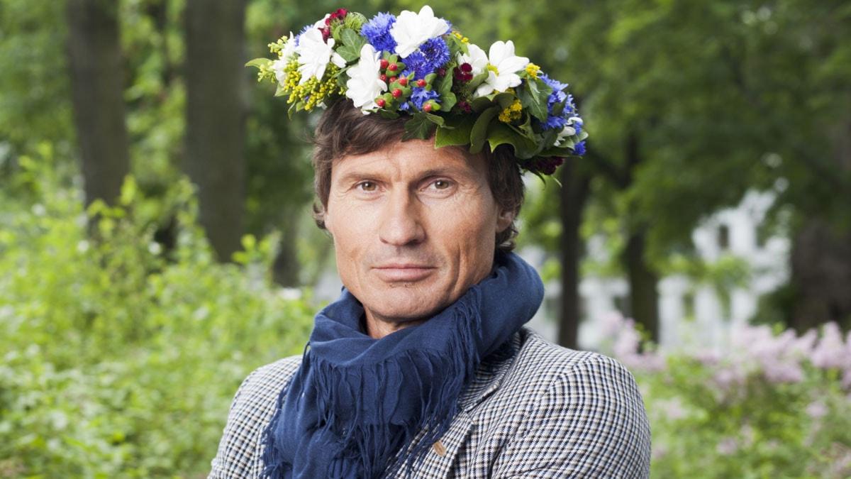 Petter Stordalen foto: Mattias Ahlm/Sveriges Radio