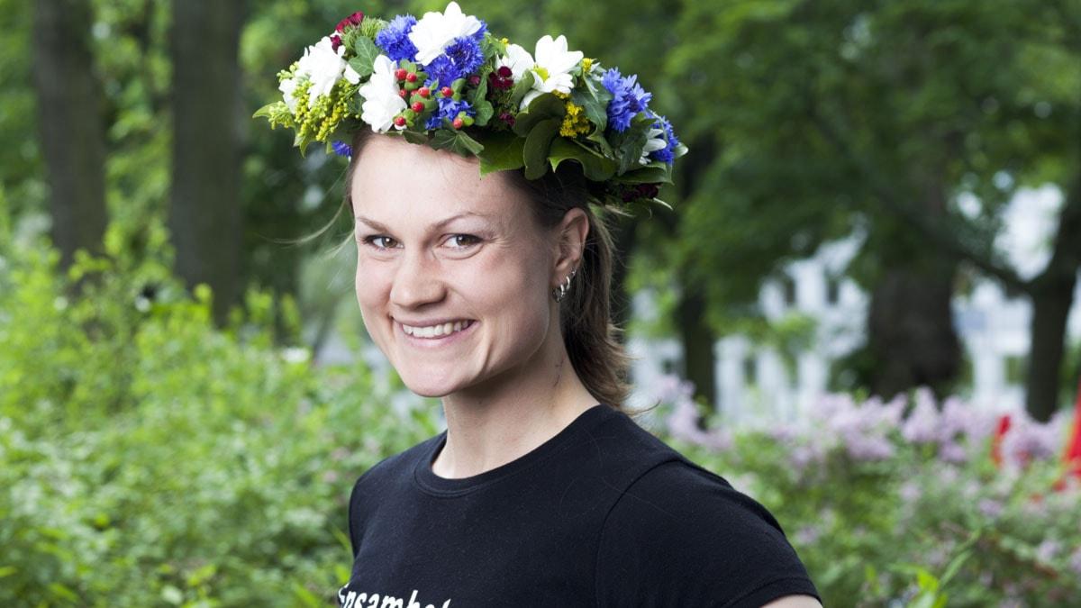Heidi Andersson foto: Mattias Ahlm/Sveriges Radio