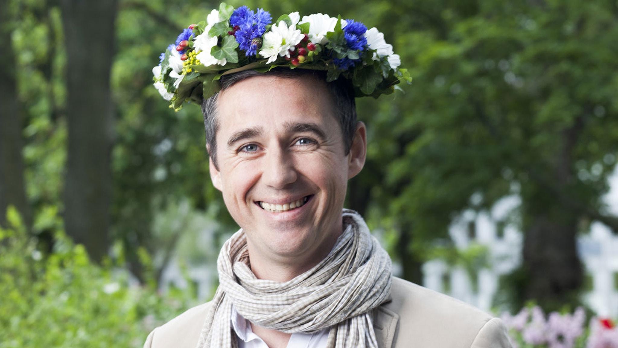 Sébastien Boudet foto: Mattias Ahlm/Sveriges Radio