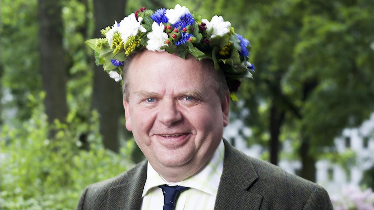 Eskil Erlandsson foto: Mattias Ahlm/Sveriges Radio