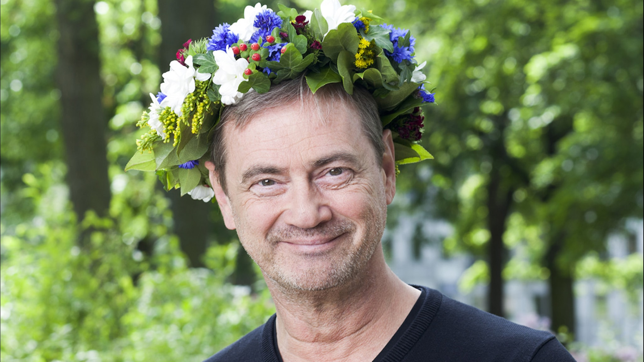 Christer Björkman foto: Mattias Ahlm/Sveriges Radio