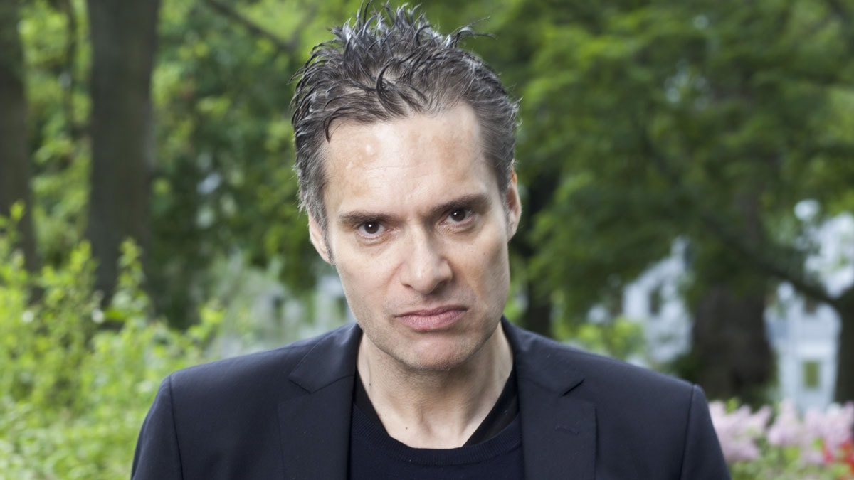 Thorsten Flinck foto: Mattias Ahlm/Sveriges Radio