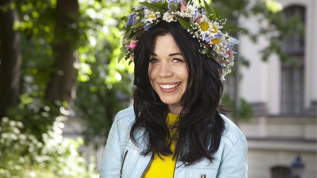 Lotta Lundgren Foto: Micke Grönberg/Sveriges Radio
