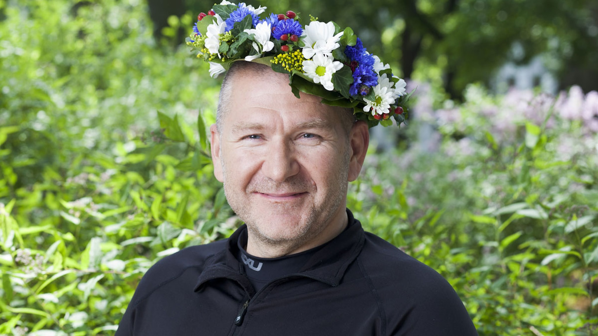 Anders Olsson foto: Mattias Ahlm/Sveriges Radio
