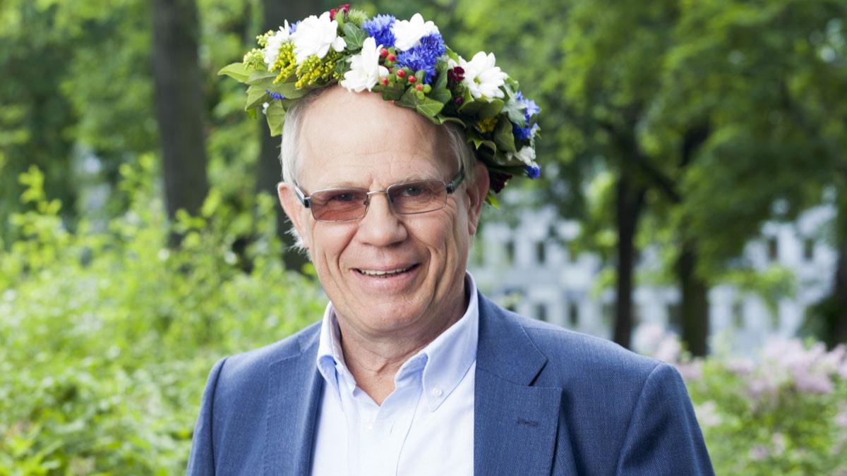 Claes Dahlbäck foto: Mattias Ahlm/Sveriges Radio