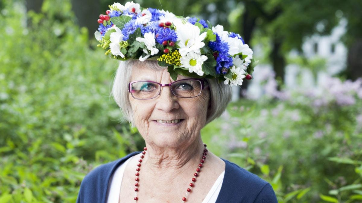 Elise Lindqvist foto: Mattias Ahlm/Sveriges Radio