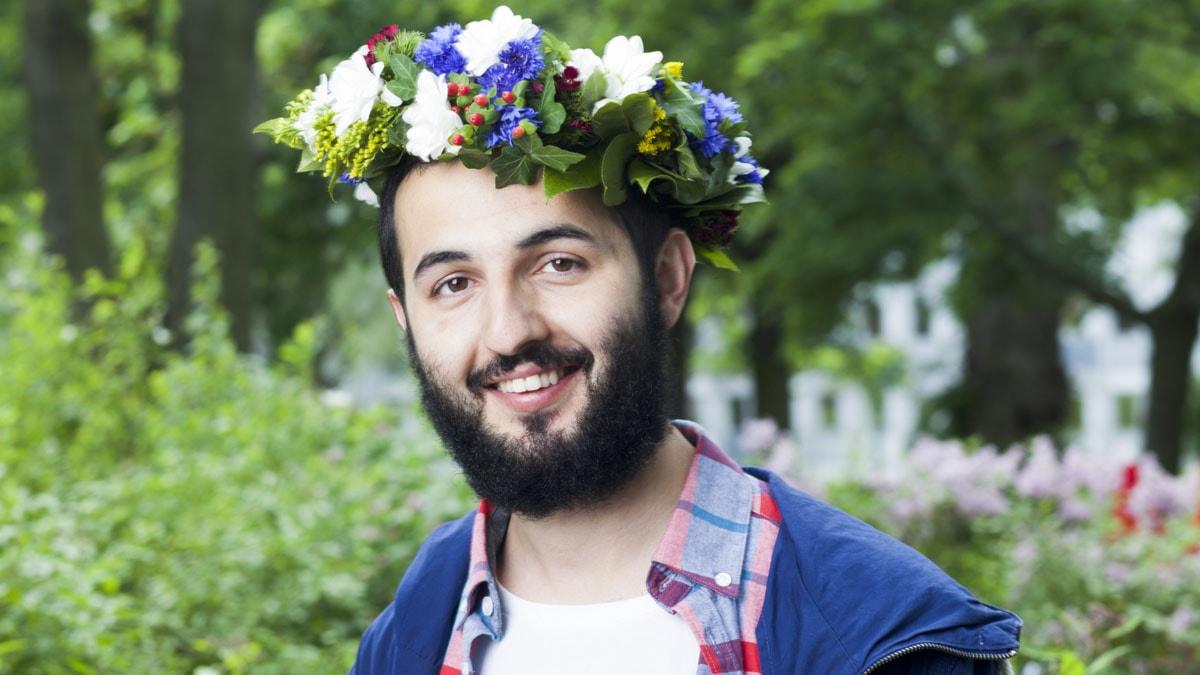 Soran Ismail foto: Mattias Ahlm/SR