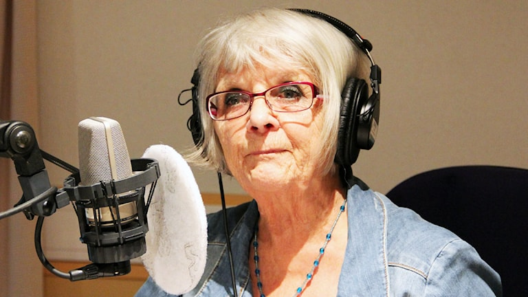 Elise Lindqvist. Foto: Johan Knutsson
