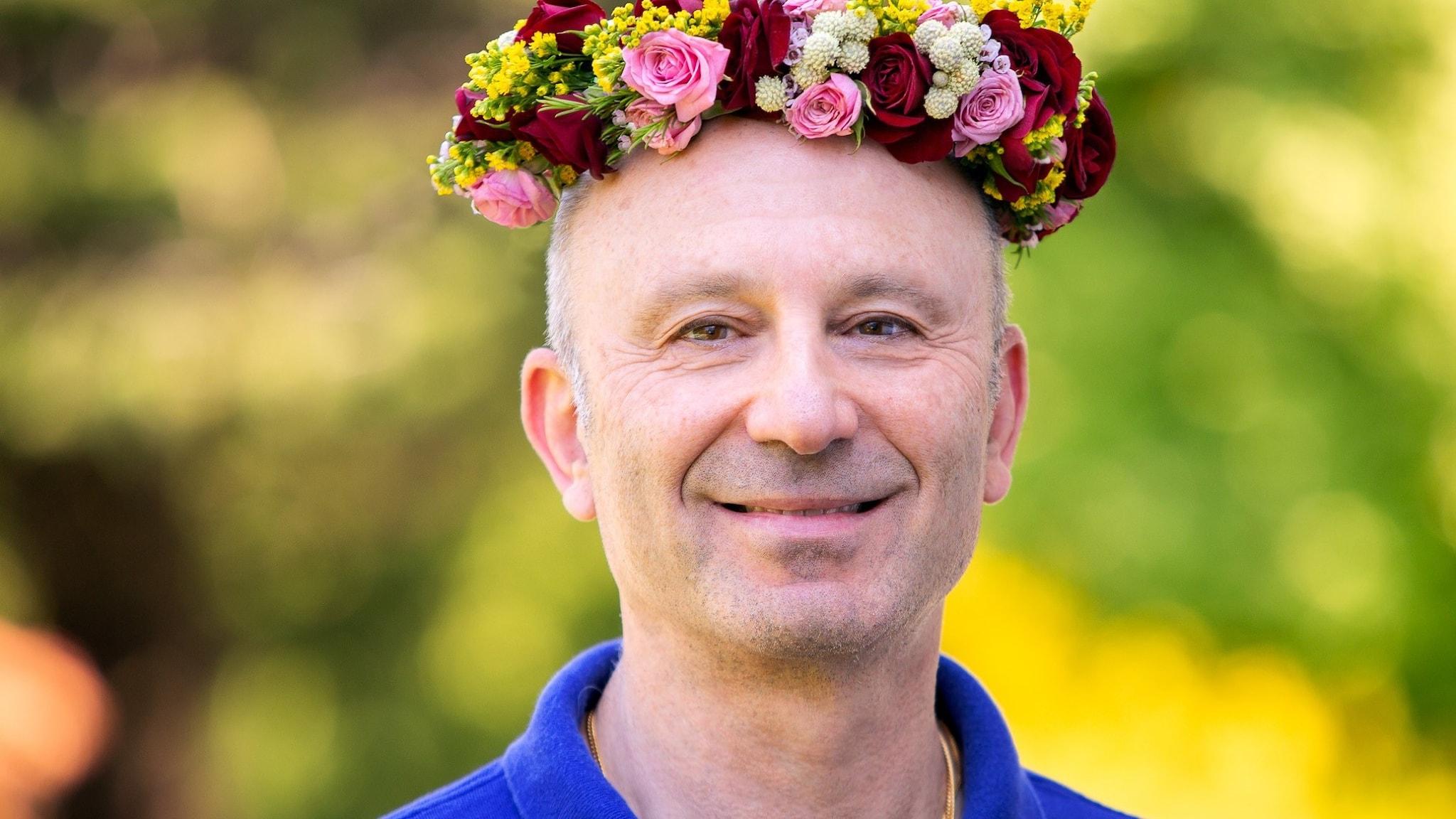 Mikael Dolsten.