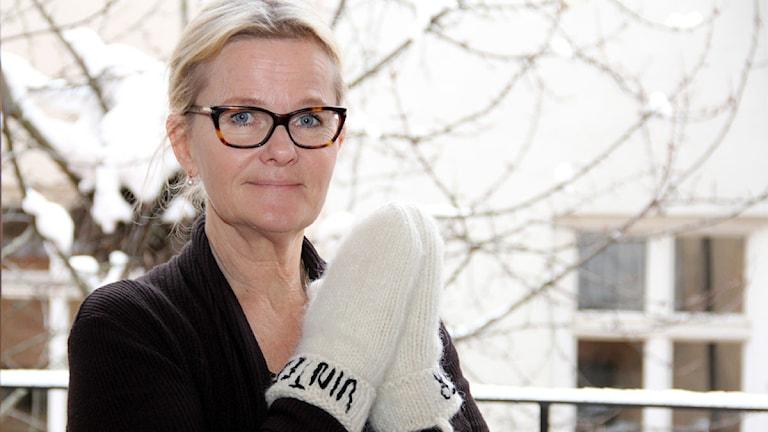 Sissela Kyle. Foto: Johan Knutsson