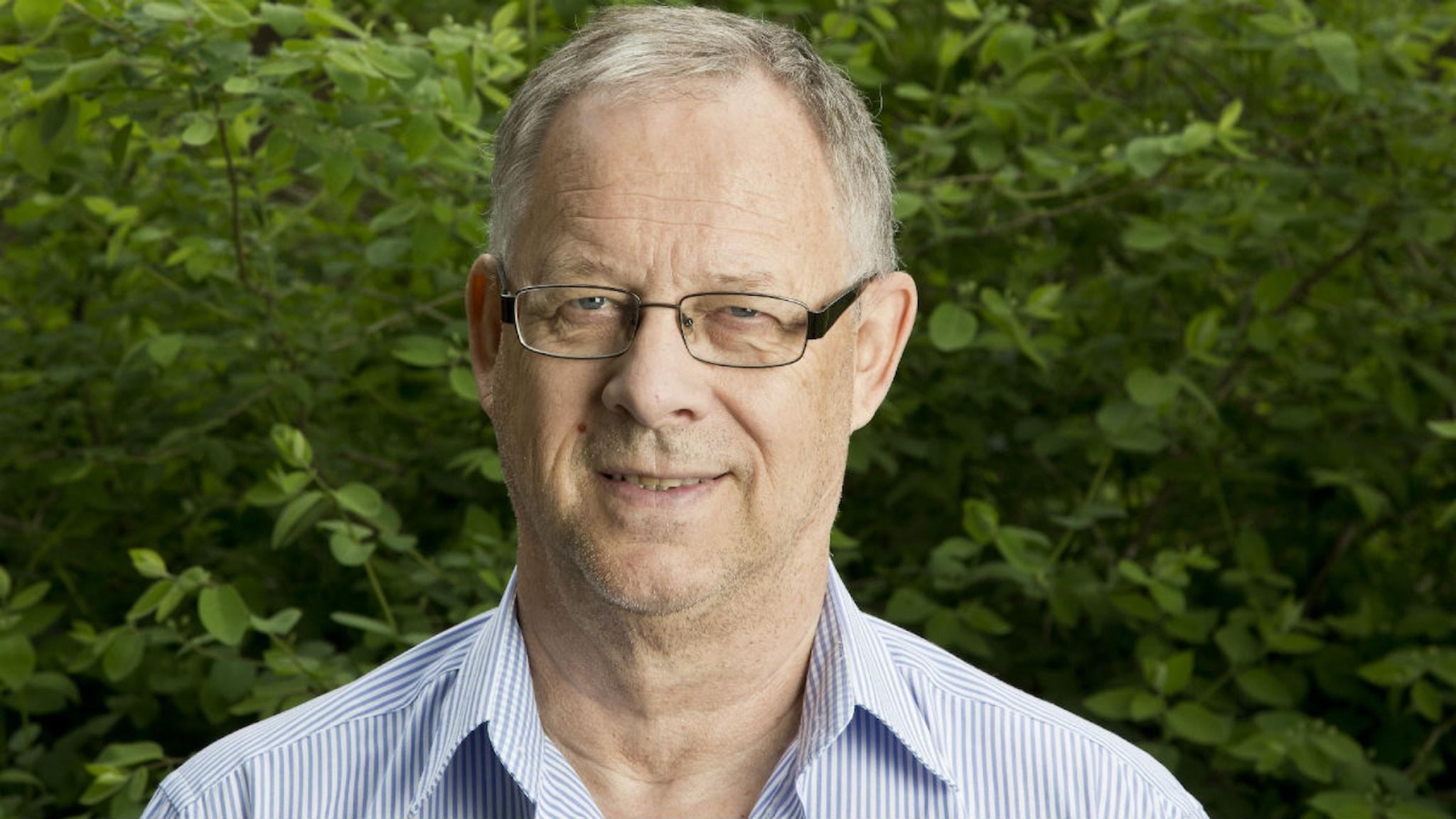 Lars Lagerbäck. Foto: Sveriges Radio