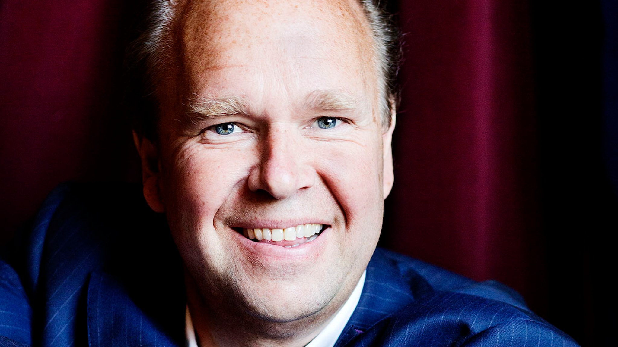 Lasse Kronér. Foto:Mikael Andersson/ Sveriges Radio