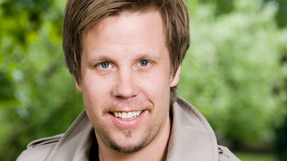 Filip Hammar. Foto: Mattias Ahlm/Sveriges Radio