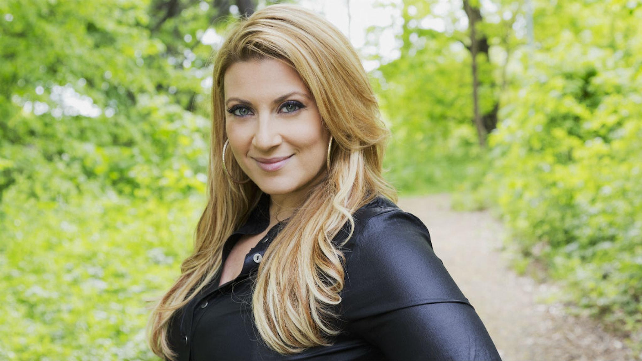 Sarah Dawn Finer. Foto: Mattias Ahlm/Sveriges Radio