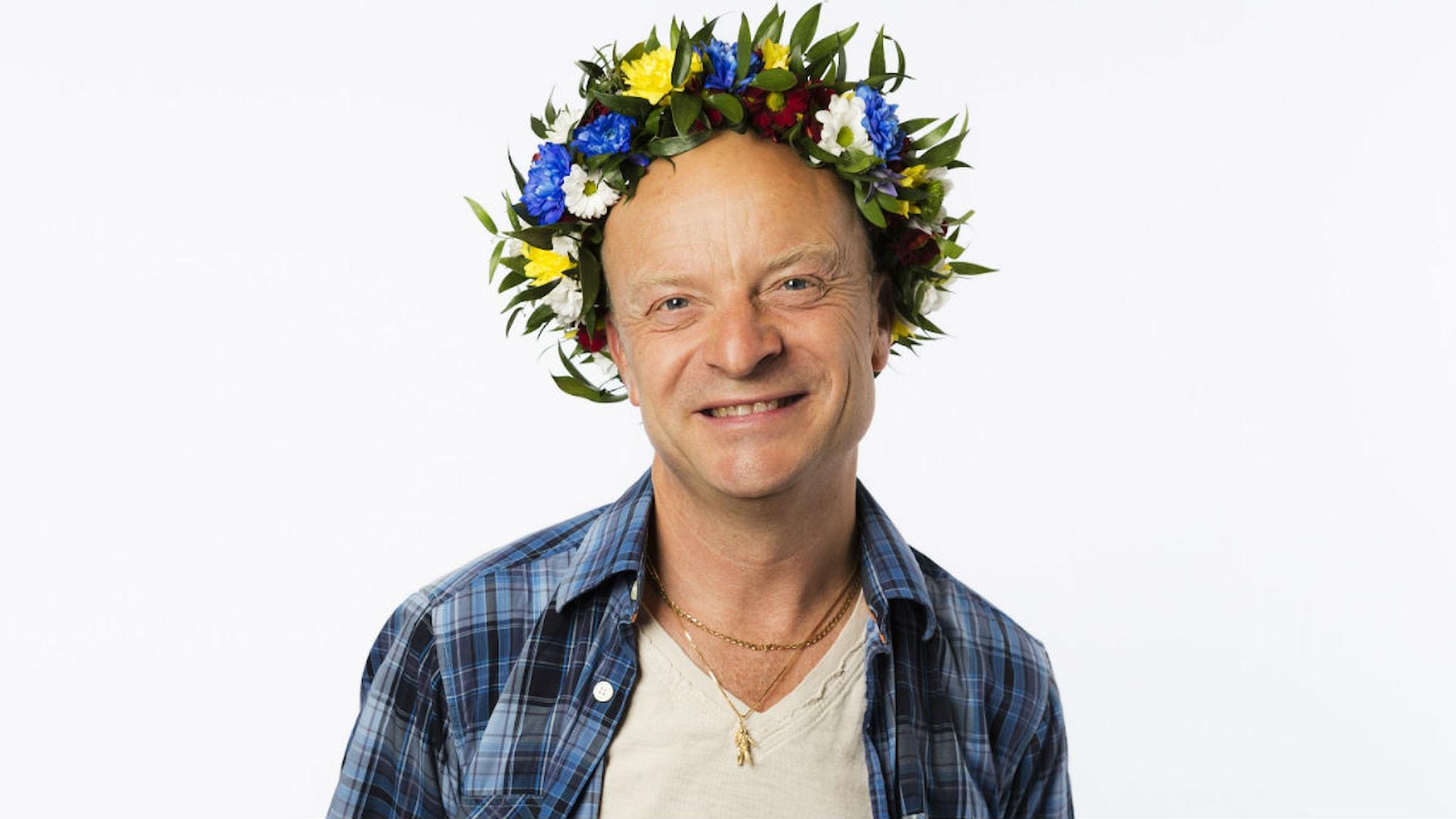 Jonas Gardell. Foto: Mattias Ahlm/Sveriges Radio