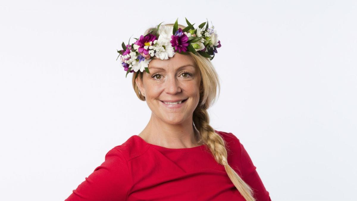 Karin Adelsköld. Foto: Mattias Ahlm/Sveriges Radio