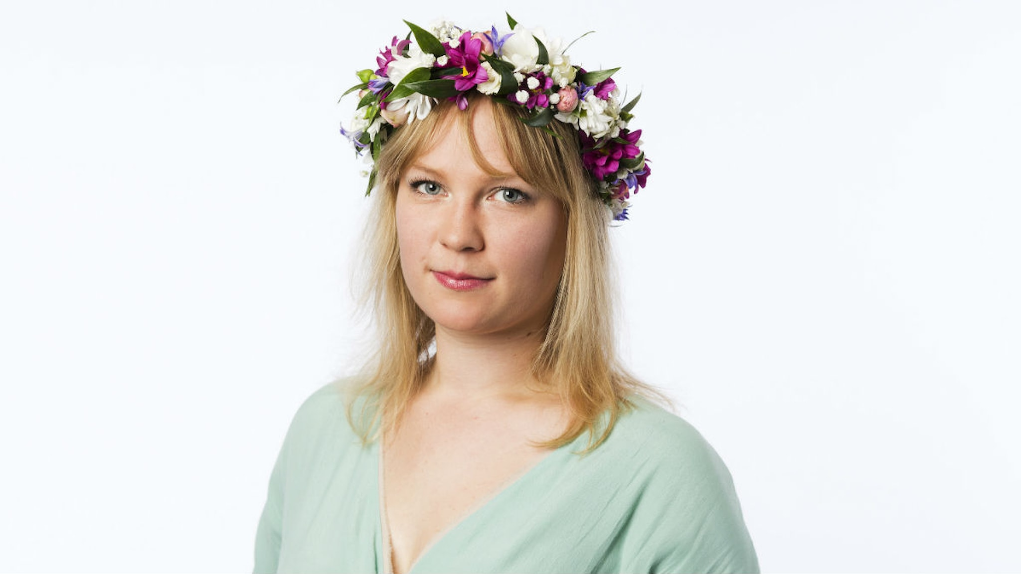 Malinda Damgaard. Foto: Mattias Ahlm/Sveriges Radio