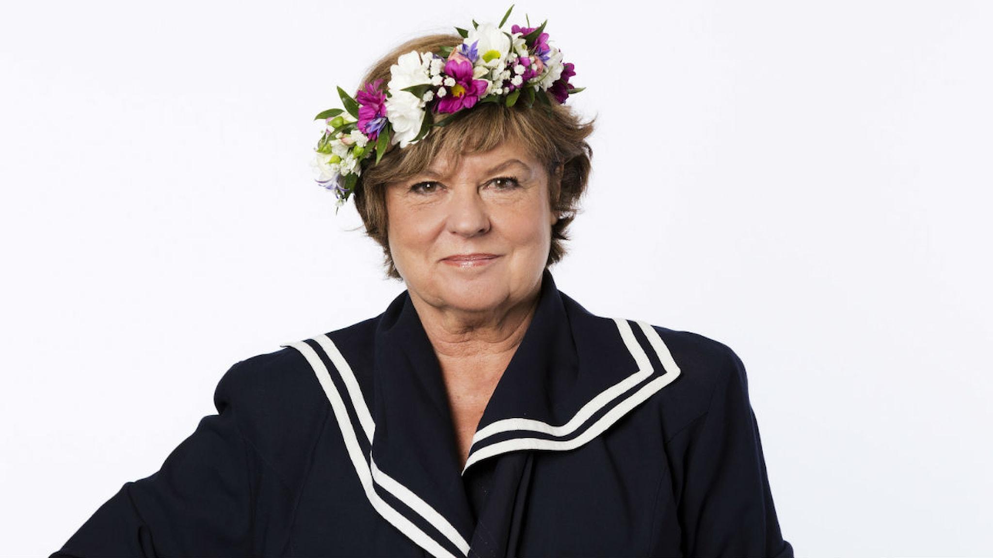 Annika Hagström. Foto: Mattias Ahlm/Sveriges Radio