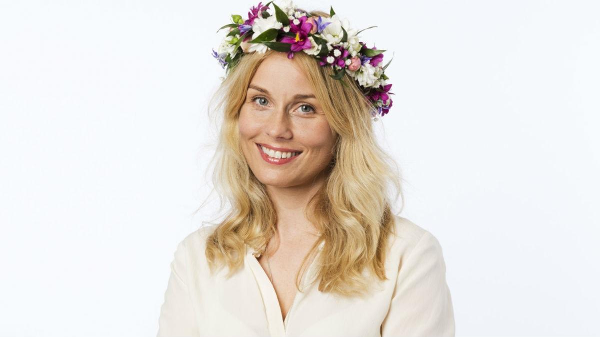 Helena af Sandeberg.Foto: Mattias Ahlm/Sveriges Radio