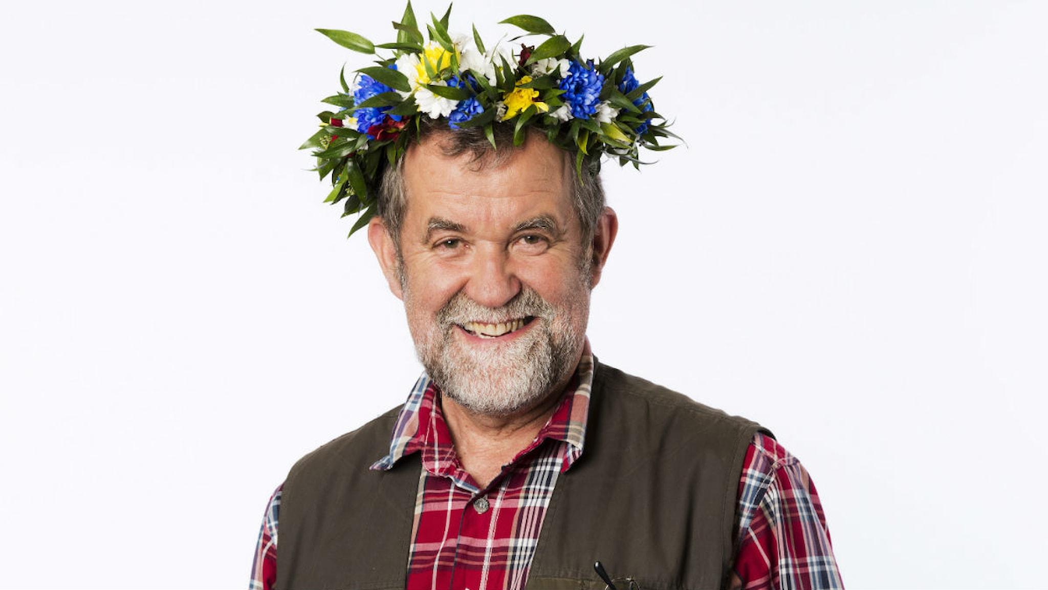 Pelle Holmberg. Foto: Mattias Ahlm/Sveriges Radio
