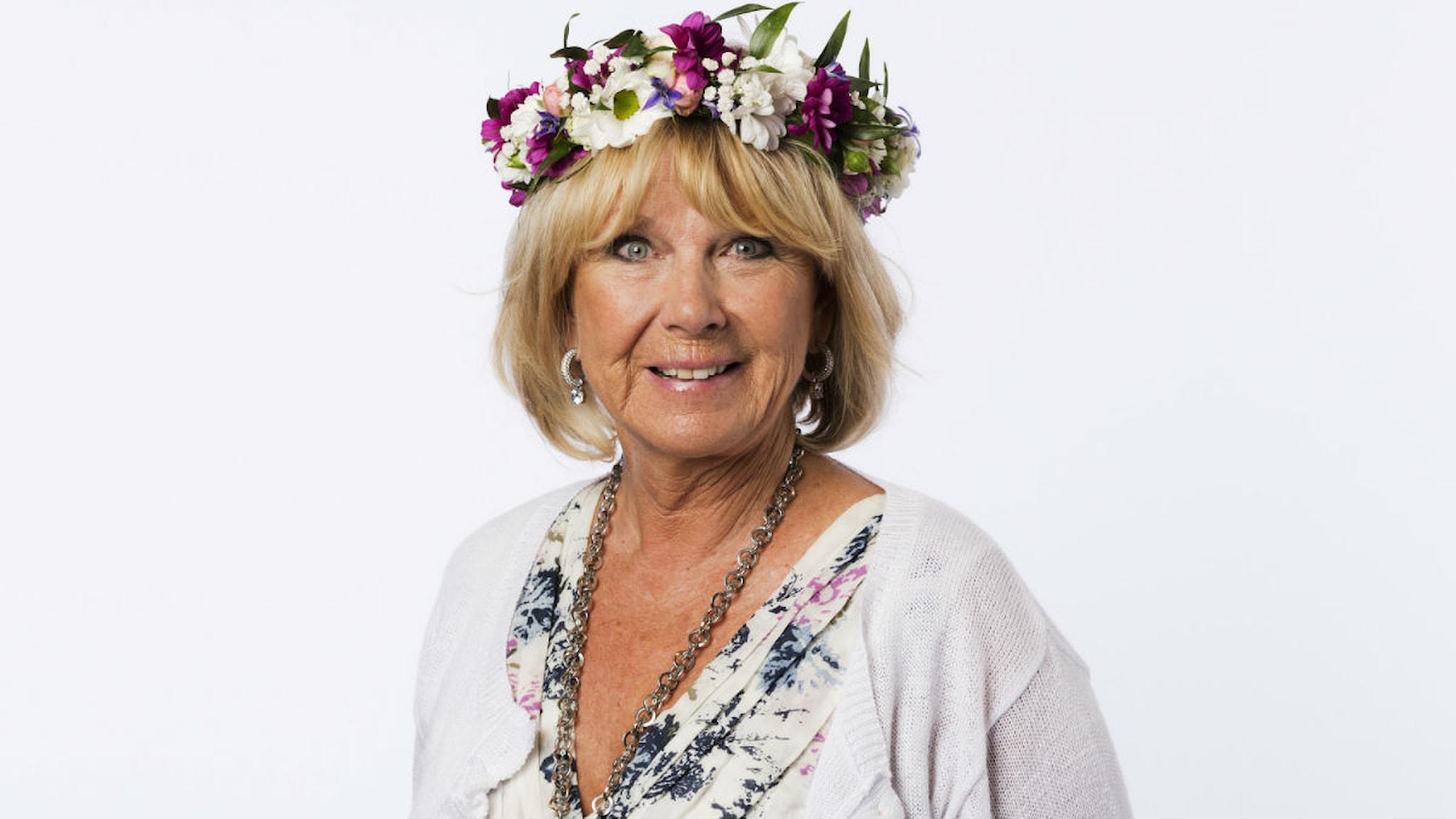 Ann-Louise Hanson. Foto: Mattias Ahlm/Sveriges Radio